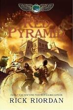 The Red Pyramid by Rick Riordan (2010, Paperback)