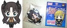 Fate/stay night UBW Moekko Trading Rubber Strap Rin Tohsaka Aniplex Licensed New