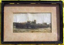 USS Daraga (SP-43) Photograph- Newport Rhode Island 1916
