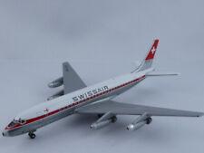 Swissair DC-8-40 (OC) (HB-IDA), 1:400, Gemini Jets