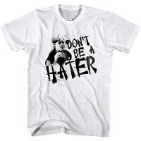 Karate Kid Cobra Kai Don't Be A Hater Mens T Shirt Johnny Lawrence William Zabka