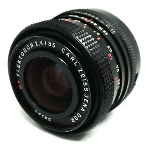 Carl Zeiss Flektogon 2.4/35mm RED MC, M42 [LOW VALUE GIFT DECL.]