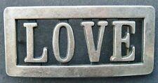 Cool Love Signal Sign Symbol Hippie Belt Buckle Belts Boucle de Ceinture