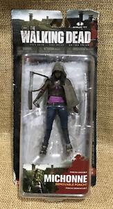 AMC The Walking Dead TV Series 4 Michonne Action Figure
