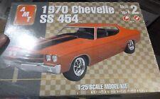AMT 1970 Chevrolet CHEVELLE SS 454 1/25 Model Car Mountain KIT FS