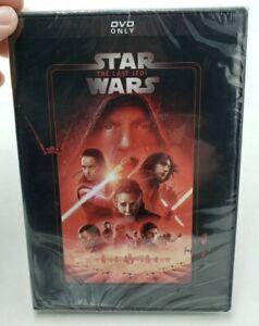 Star Wars: Episode VIII - The Last Jedi (DVD, 2017) Brand New
