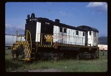 Original Slide Canada International Paper MLW S13 2Y-065 In 1988 At La Tuque PQ