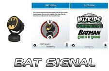 BAT SIGNAL OBJECT LE S101 WITH CARD DC HEROCLIX BATMAN STREETS OF GOTHAM