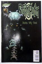 steampunk 3  cliffhanger chris bacalo image comics