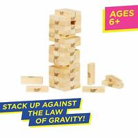 Jenga Classic Game 54 pieces Wooden Blocks Tower Official Adult family fun new