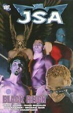 JSA Black Reign by Geoff Johns, Vol 8 (DC Comics 2005)