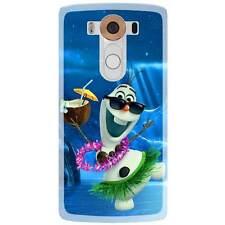 ZTE Zmax Pro Cover Case Skin Disney Frozen Olaf Hawaiian