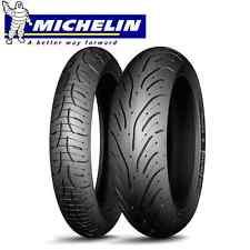 neumático MICHELIN 120/70x15 Pilot Road 4 120/70 R15 reifen neumático neumatica