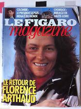 Le Figaro Magazine du 18/12/1993; Florance Arthaud/ Bibliothèque national