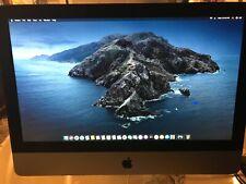 Apple iMac 21.5 2009 3.06Ghz UPGRADE 8GB-RAM 1TB-HDD DVD OS10-15-7 One-owner Box