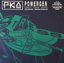 "PKA ‎- Powergen (Only Your Love) (12"") (VG-/VG-)"