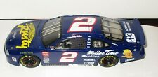 1998 Rusty Wallace Miller Time Adventures of Rusty Ford Taurus Elite Diecast Car