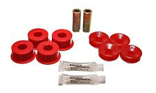 Energy Suspension 16.8106R Shock Bushing Set Fits 90-98 Accord Odyssey Prelude