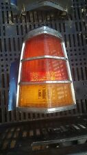 HOLDEN HQ STATESMAN RH REAR TAIL LIGHT ASSENBLY USED CONDITION SUIT RESTORATION
