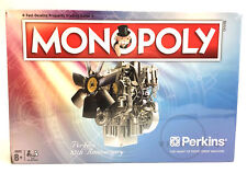 Rare Special Limited Release Monopoly - Perkins Motors 85th Anniversary