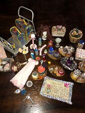 Dollhouse vanity lot