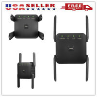 1200Mbps WiFi Extender Repeater Wireless Amplifier Router Signal Booster T7S4