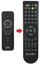 Ersatz Fernbedienung passend für Philips® Soundbar Speaker HTL3120 / HTL3120/12