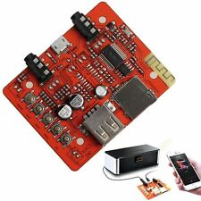 WI-FI 5V Wireless Receiver Board Module Bluetooth Audio For Amplifier Stereo MO