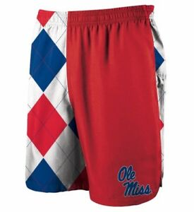 LOUDMOUTH SHORTS -OLE MISS REBELS- Medium