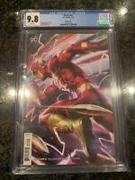 Flash #61 Derrick Chew Cover CGC 9.8 DC Comics Fast Shipping! Superman Batman