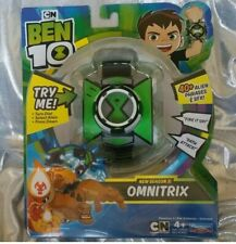 Ben 10 Season 3 Basic Omnitrix Christmas Present Kids Boys Wrist Watch Toy 1 Pc