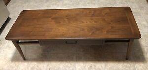 "Lane Coffee Table Genuine Style 967-01 54"" Long Serial 168111"