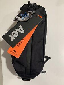 SPECIAL EDITION Aer SF City Sling V2 X-PAC Black w/ Orange