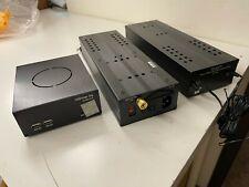 ALLO USBRIDGE SIGNATURE PLAYER bundle with 2 x SHANTI Power Supply 5V