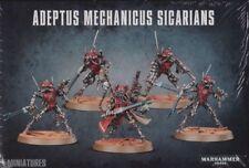 Adeptus Mechanicus Sicarian infiltrateur / ruststalkers Games Workshop Skitarii