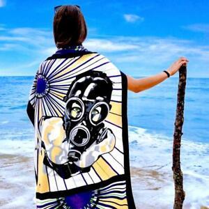 COOL COTTON BEACH TOWEL 65% OFF Modern Erotic Art Print Surf Gym Swim Pool Bath