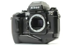 【Excellent+++++】 Nikon F4S 35mm SLR Film Camera Body MB-21 DP-20 from JAPAN #585