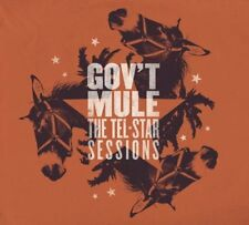 Gov't Mule : The Tel-Star Sessions CD (2016) ***NEW***