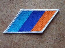 2 Stück Aufnäher für  BMW Farben  Neu  (Nr.3000)