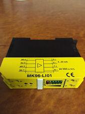 Turck Analog Signal Processor MK96-LI01 4 - 20 mA Output