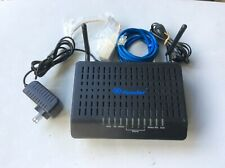 VISIONNET M505N ADSL2 + 4 Port Wireless Modem W/USB