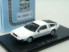 NPE DeLorean, weiss - 88002.5 - 1:87