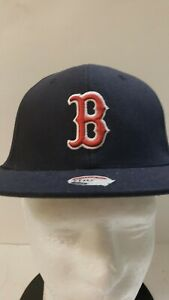 🔥OFFICIAL BOSTON RED SOX MLB TWINS ENTERPRISE KIDS YOUTH FITTED FLEX Hat NEW⚾⚾