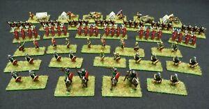 Roman Painted 15mm Metal Figurines Leves Hastati Cavalry Volunteer Infantry
