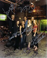 BUFFY THE VAMPIRE SLAYER CAST AUTOGRAPHED SIGNED A4 PP POSTER PHOTO 9
