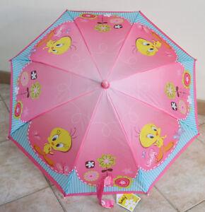 Umbrella Tweety Original PERLETTI Baby Girl Manual