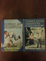 YOUNG ATOM DETECTIVE & SLEUTH AT SHORTSTOP by Charles Coombs, Vintage HC - ExLib
