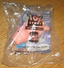 1996 Toy Story Burger King Kids Meal Toy - Hamm - Piggybank