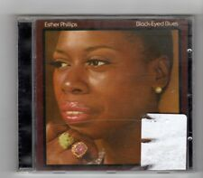 (IM625) Esther Phillips, Black-Eyed Blues - 2003 CD
