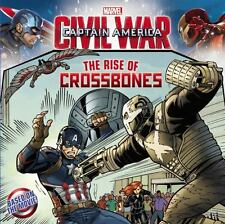 Marvel's Captain America: Civil War: The Rise of Crossbones: By Strathearn, C...